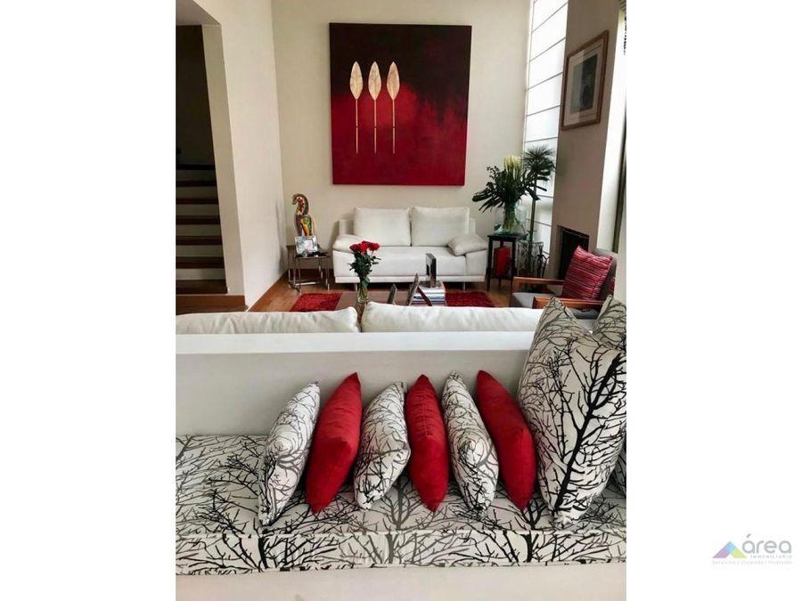 exclusiva casa campestre guaymaral bogota