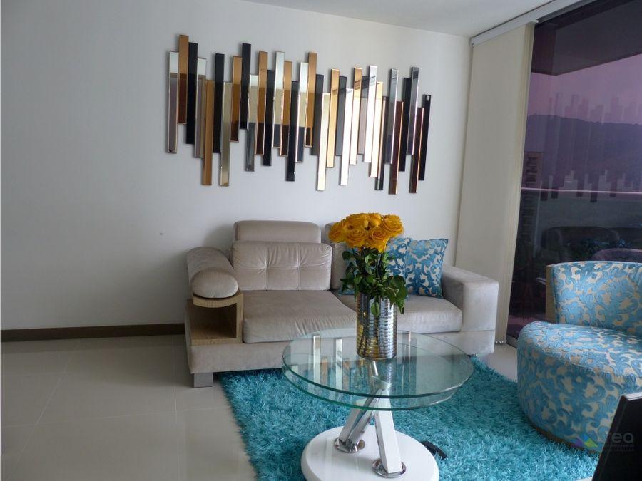 hermoso apartamento amoblado en la flora norte de cali