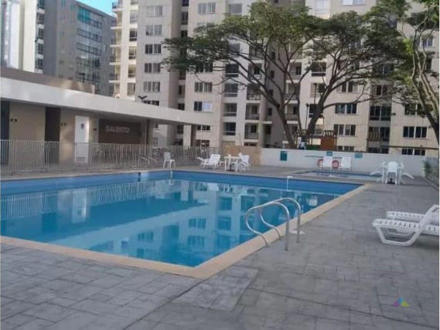 apartamento amoblado guabinas via cali yumbo