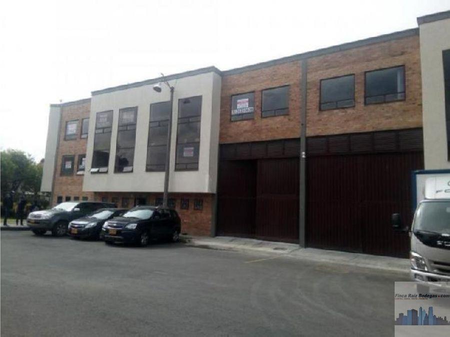 bodega parque industrial el dorado calle 26