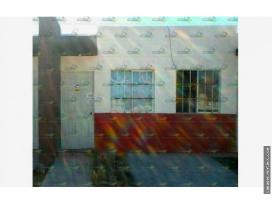 casa en venta fracc villas de alcali garcia