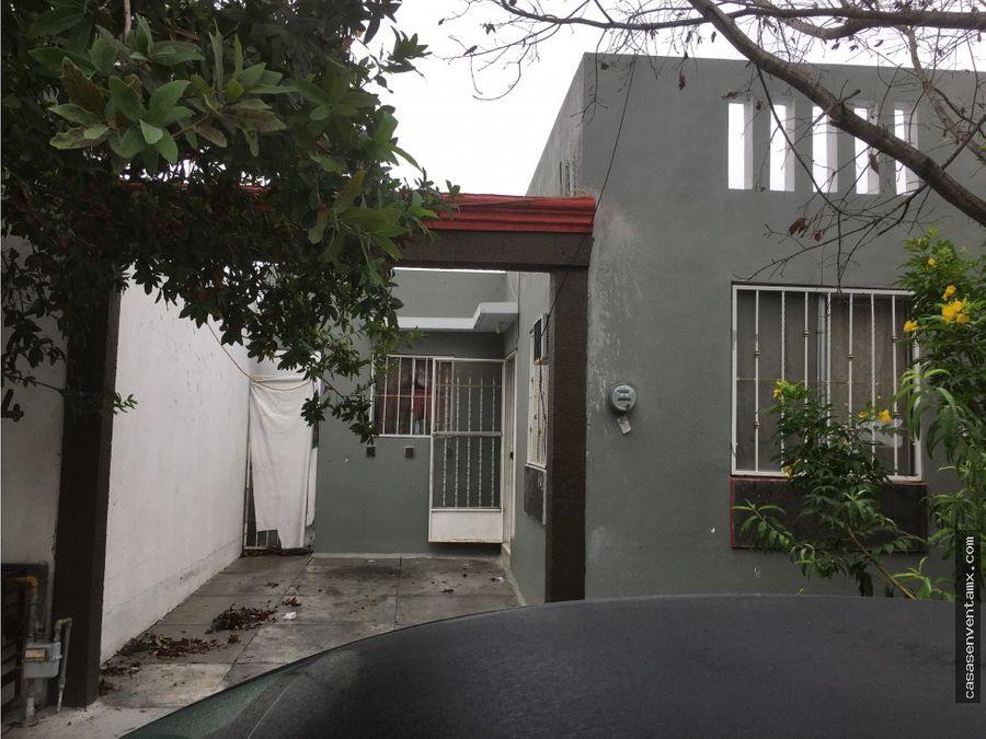 casa en venta fracc mision san pablo apodaca