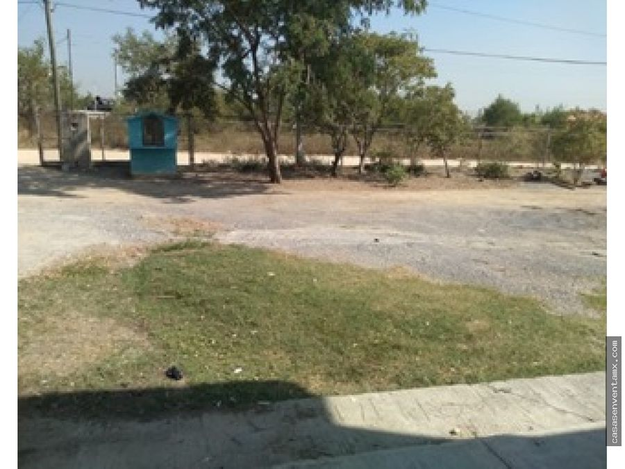 terreno en venta col ejido juarez juarez
