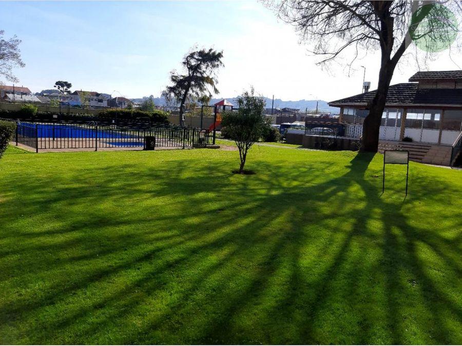 departamento talcahuano sector frente club hipico