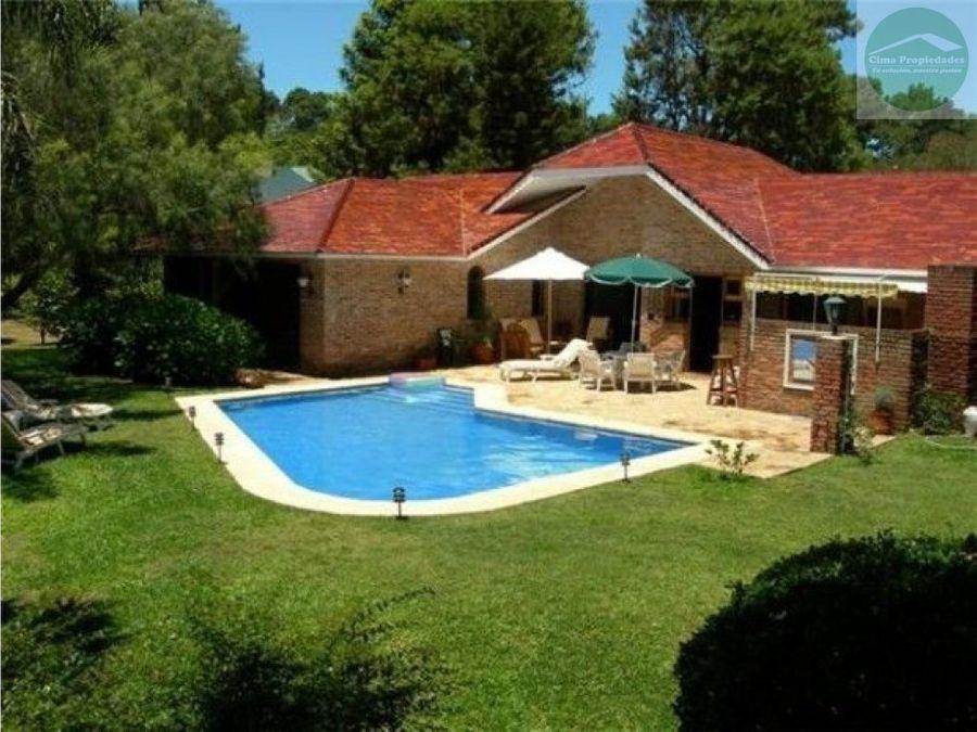 amplia casa gran terreno piscina vitacura