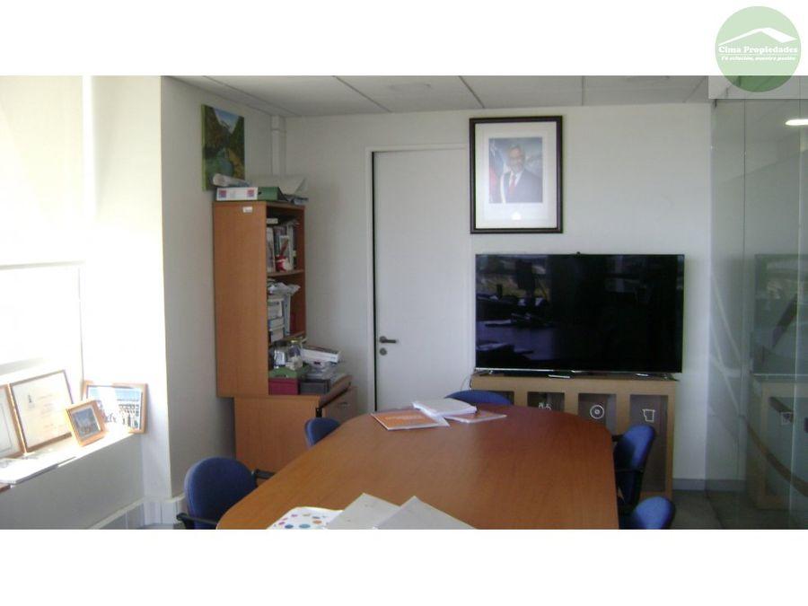 oficina en concepcion totalmente habilitada