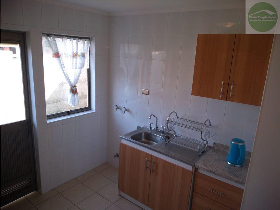 sin pie desde uf2450 casas en chiguayante nuevas