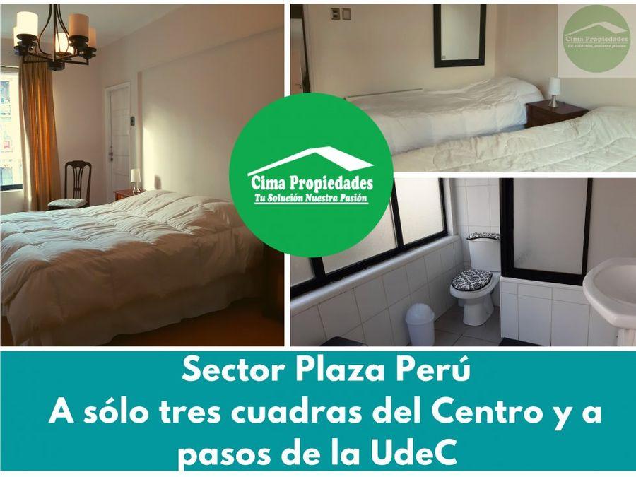 arriendo oficina juridica concepcion 150m2 plaza peru