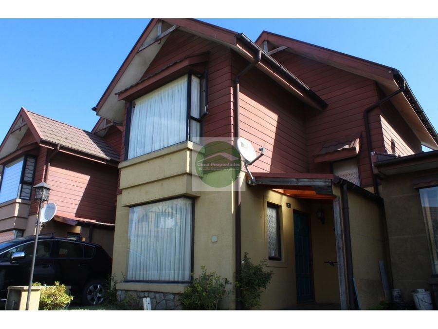 venta casa brisas del sol concepcion individual segura