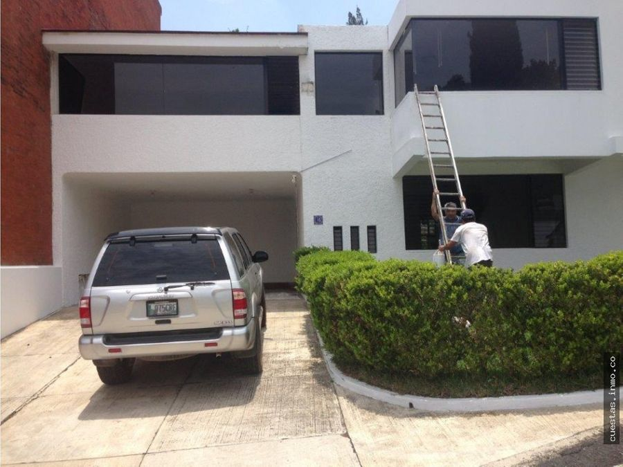 casa en renta en san lazaro zona 15 1