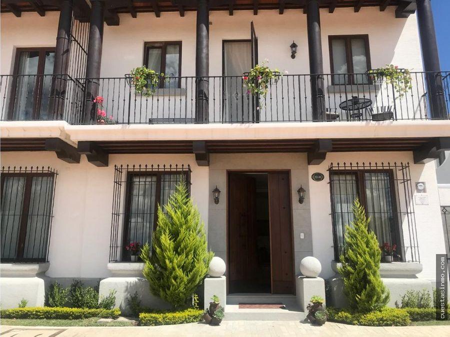casa en venta nova cayala zona 16 1