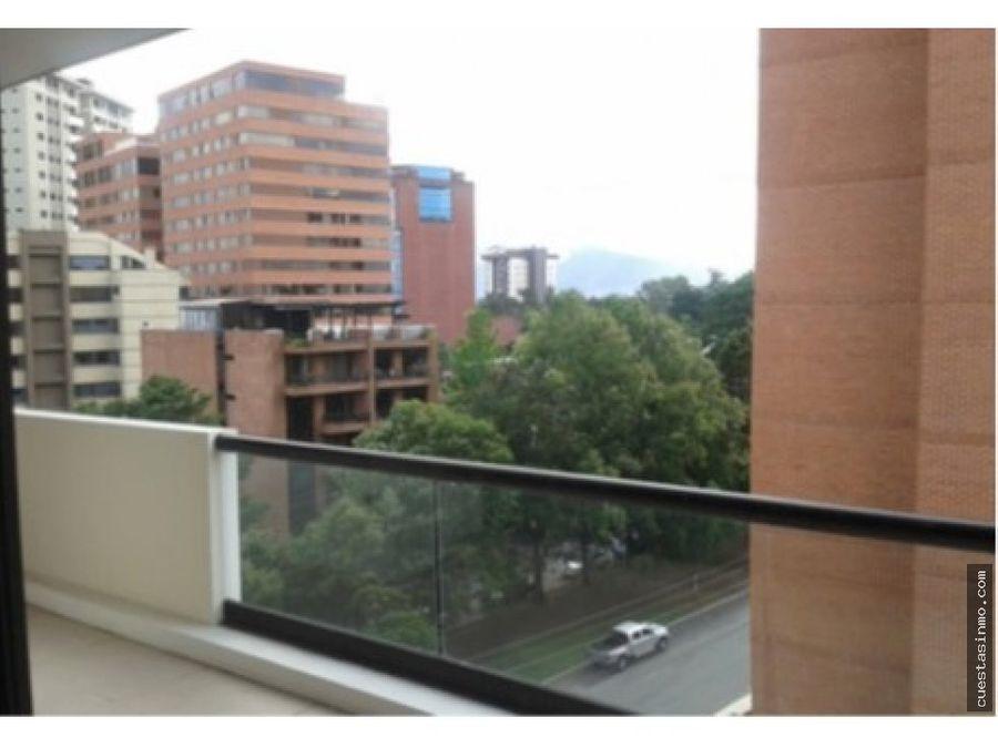 apartamento amueblado en renta zona 14 directo