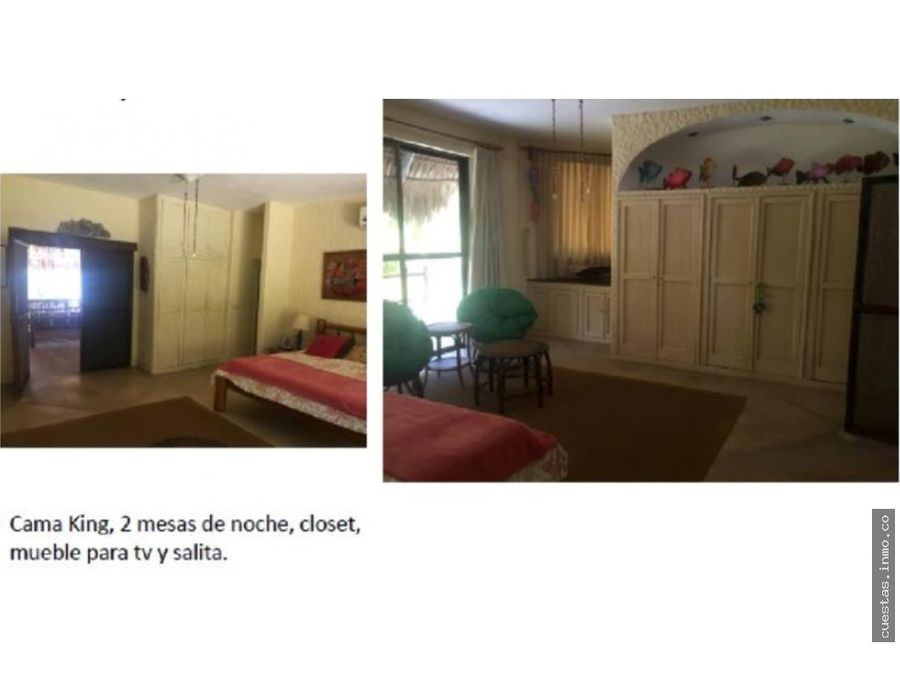 casa en monterico