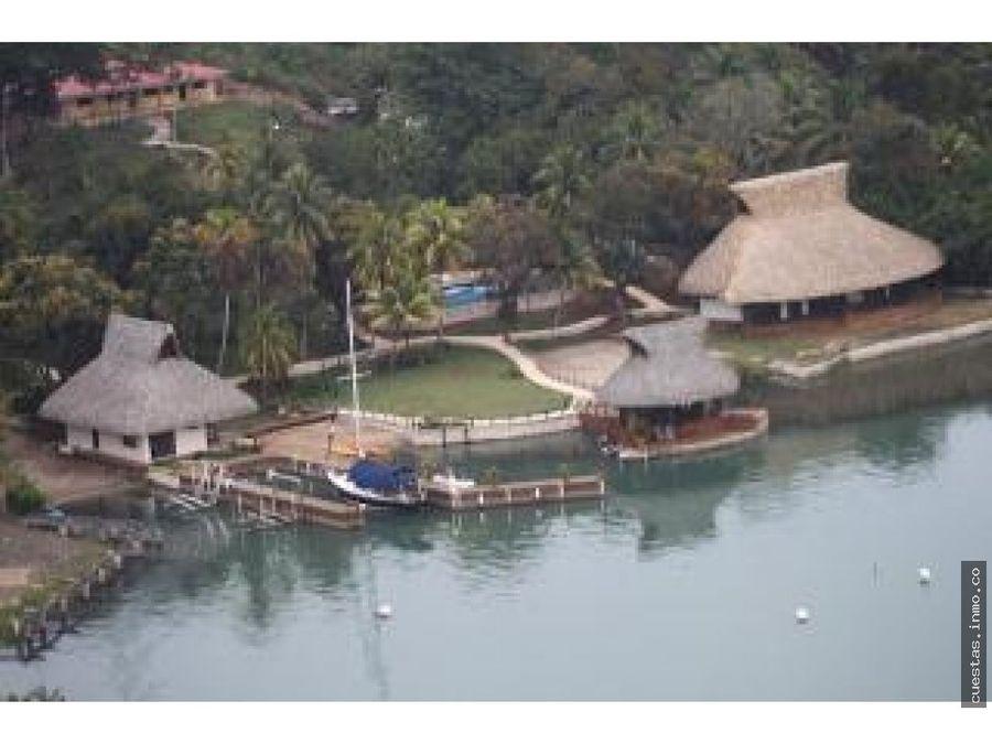 casa en renta en rio dulce directo