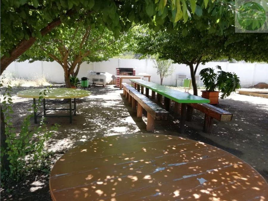centro turistico quilpue excelente renta y retorno
