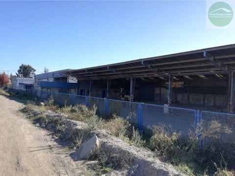 propiedad comercial sector alemparte 8400 m2