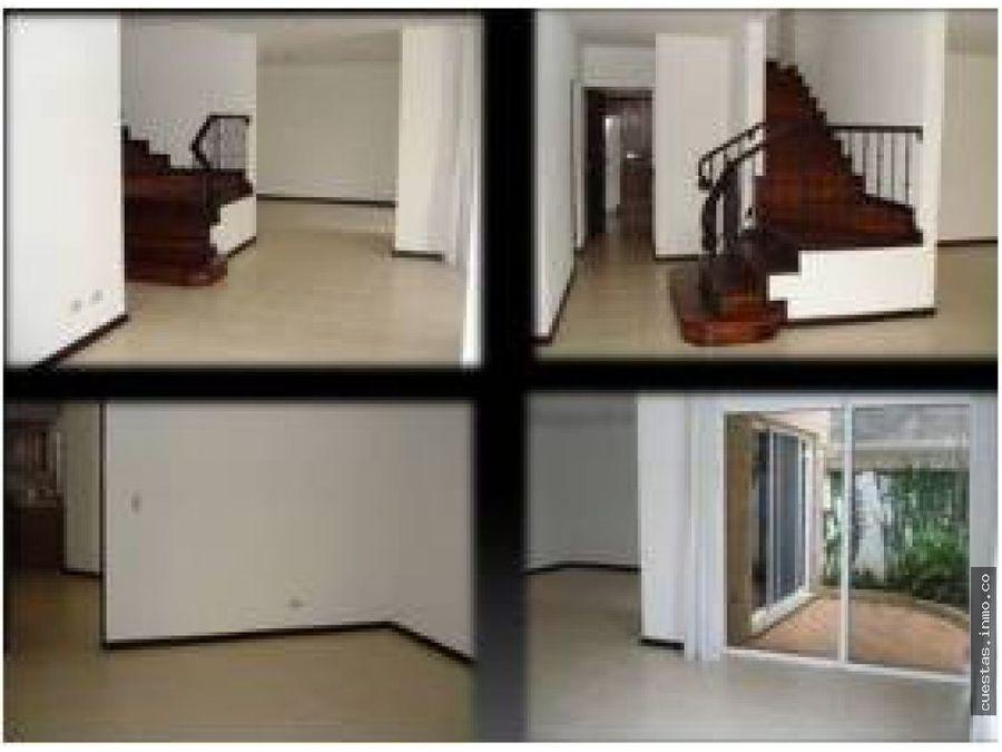casa en condominio zona 10