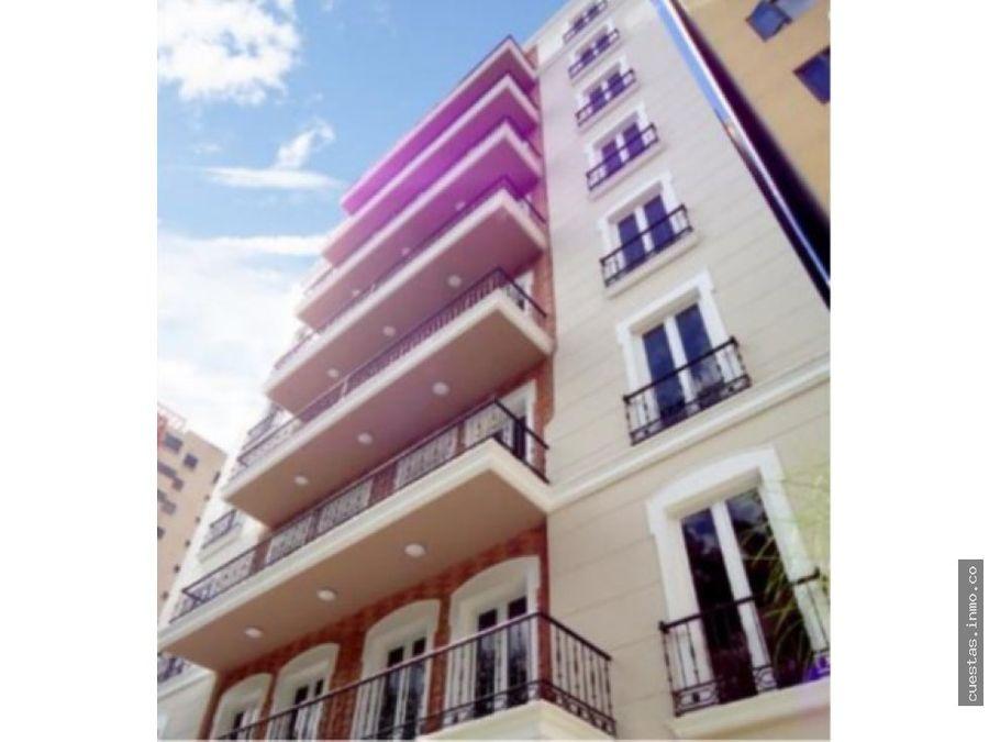 apartamento en renta en zona 14 1