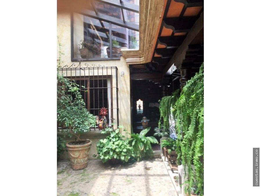 casa en venta zona 10 san miguel buenavista 1