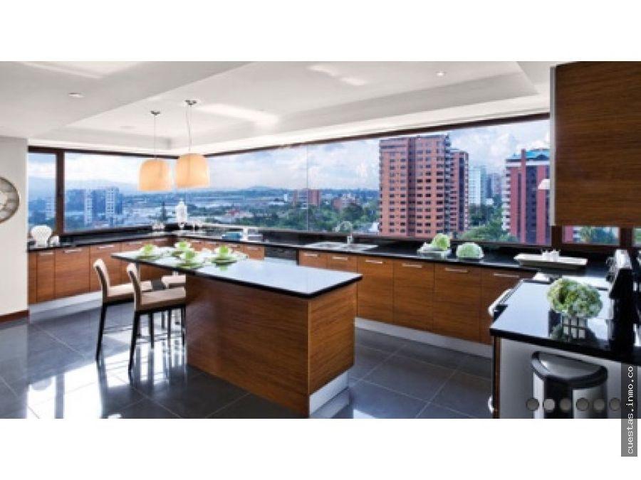 apartamento en renta zona 14 directo