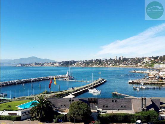 exclusivo departamento espectacular vista al mar