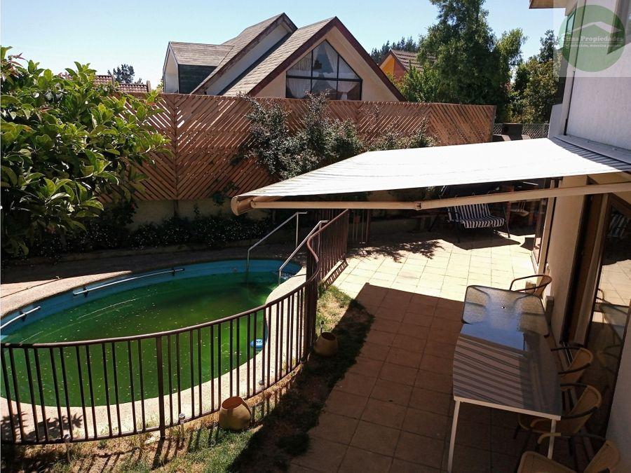 venta casa concepcion lomas de san andres piscina