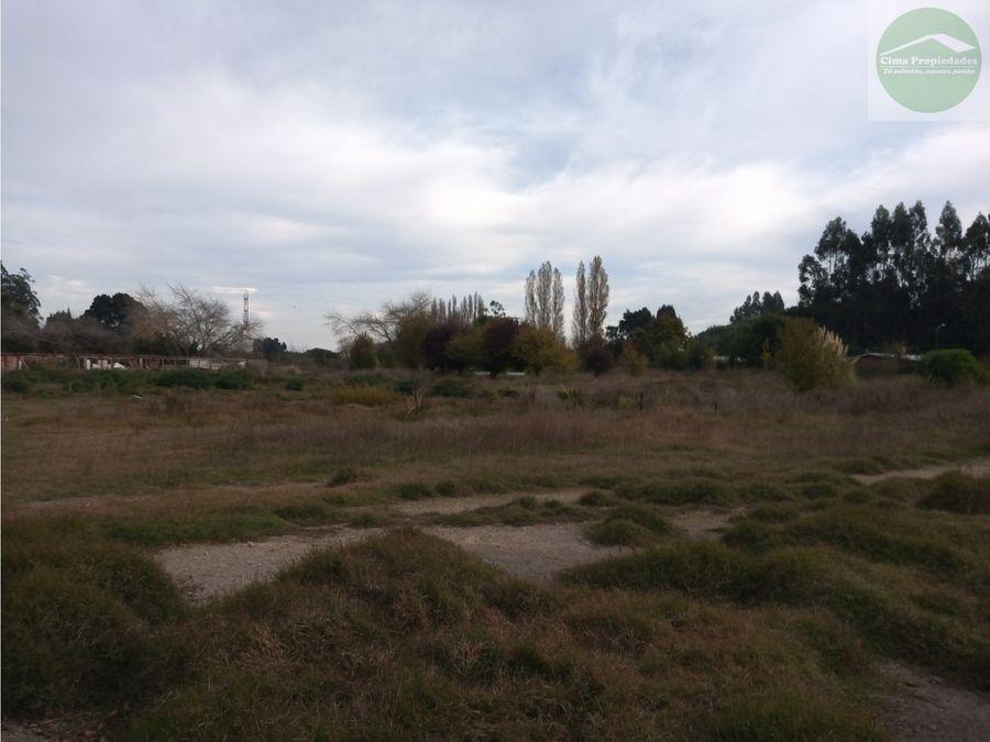 terreno en arriendo en talcahuano zona aeropuerto
