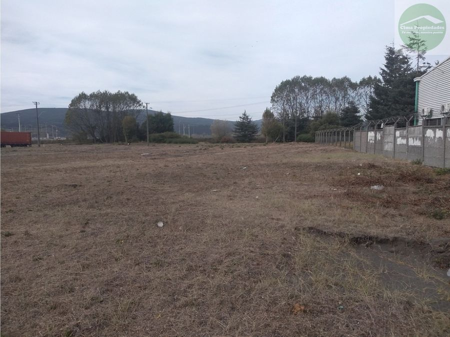 terreno en venta coronel parque industrial 7550 m2