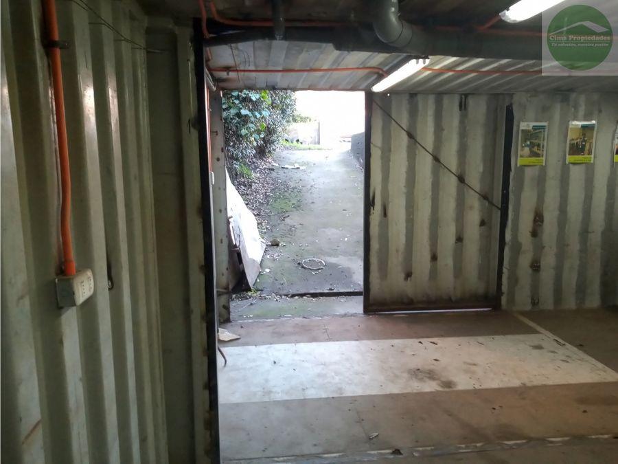 bodegas en arriendo en chiguayante con oficinas