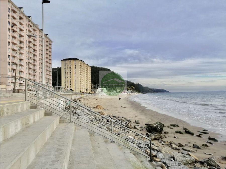 departamento 50m2 frente a la playa bellavista