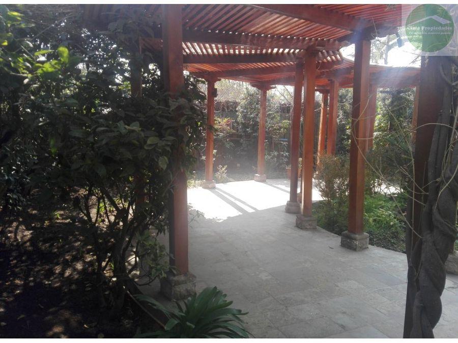 venta espectacular casa en la reina amplios jardines