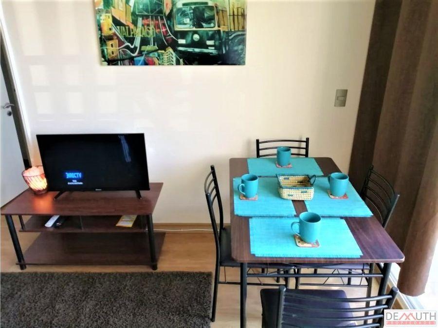 valparaiso cerro ohiggins departamento con o sin muebles