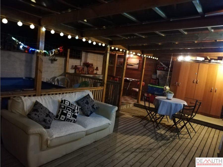 valparaiso curauma casa en condominio