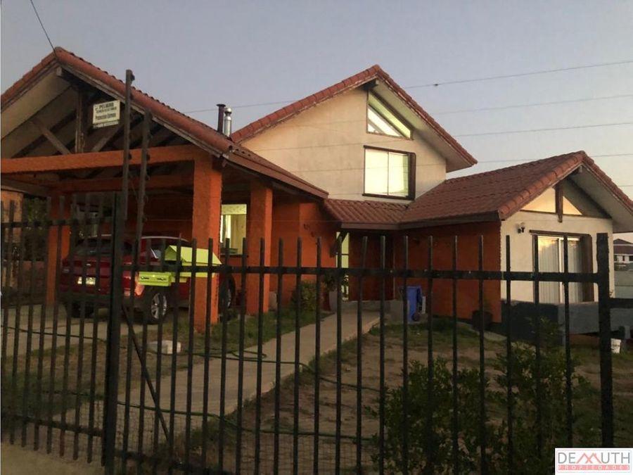 casa lomas del sol quilpue amplio terreno