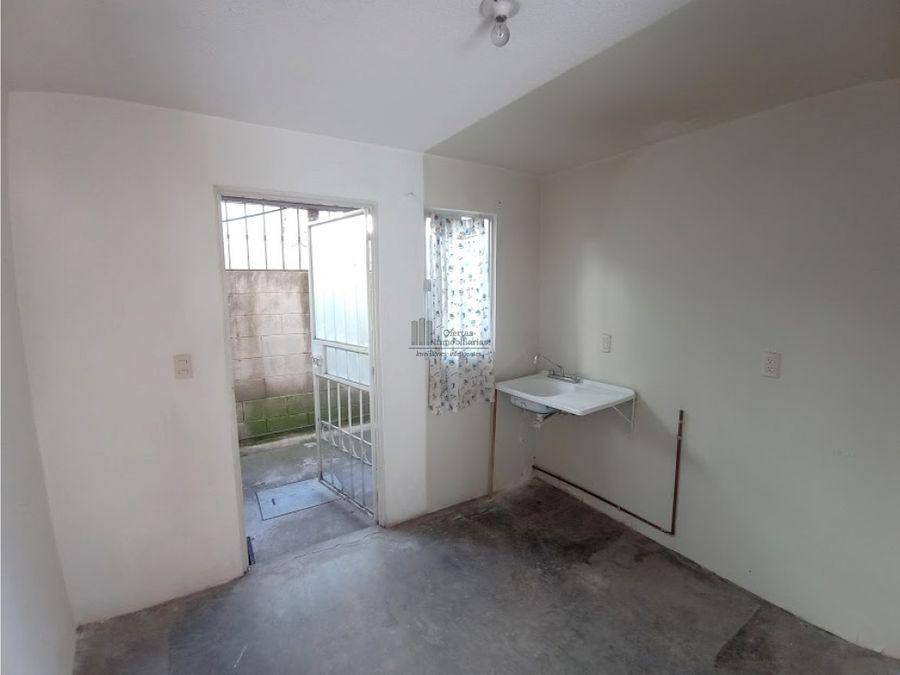 ofertaaa casa en villa del real sexta seccion tecamac