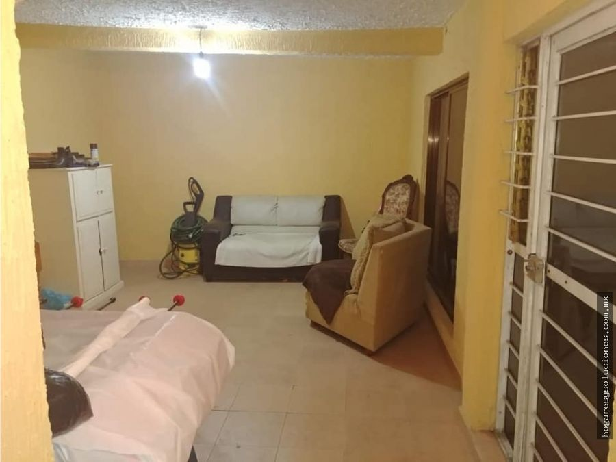 casa en venta col benito juarez nezahualcoyotl