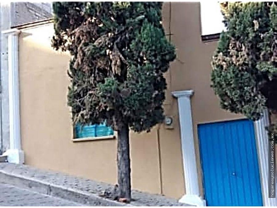 casa en venta buenavista tultitlan
