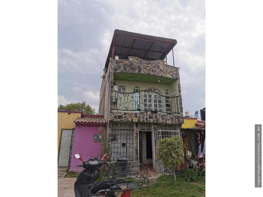 casa en venta geovillas de terranova acolman