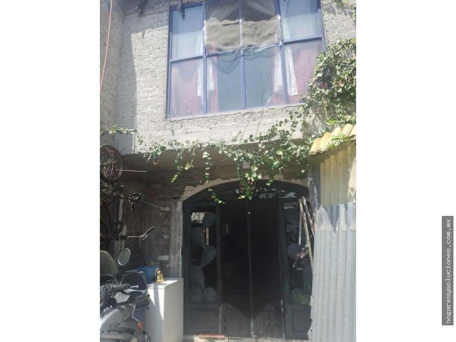 casa en venta tepalcates