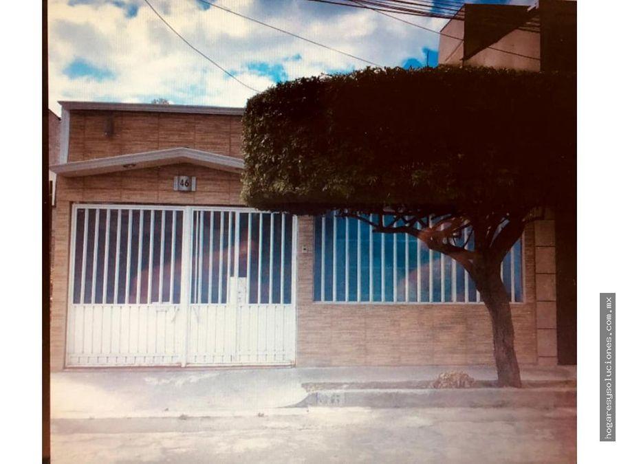 casa en venta jardines de morelos secc flores ecatepec