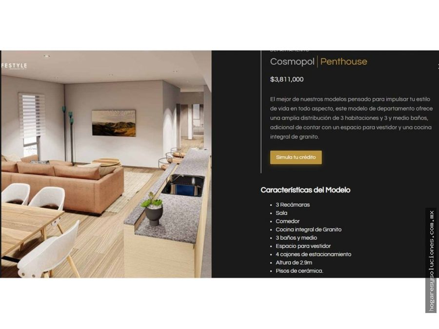 exclusivo penthouse en venta