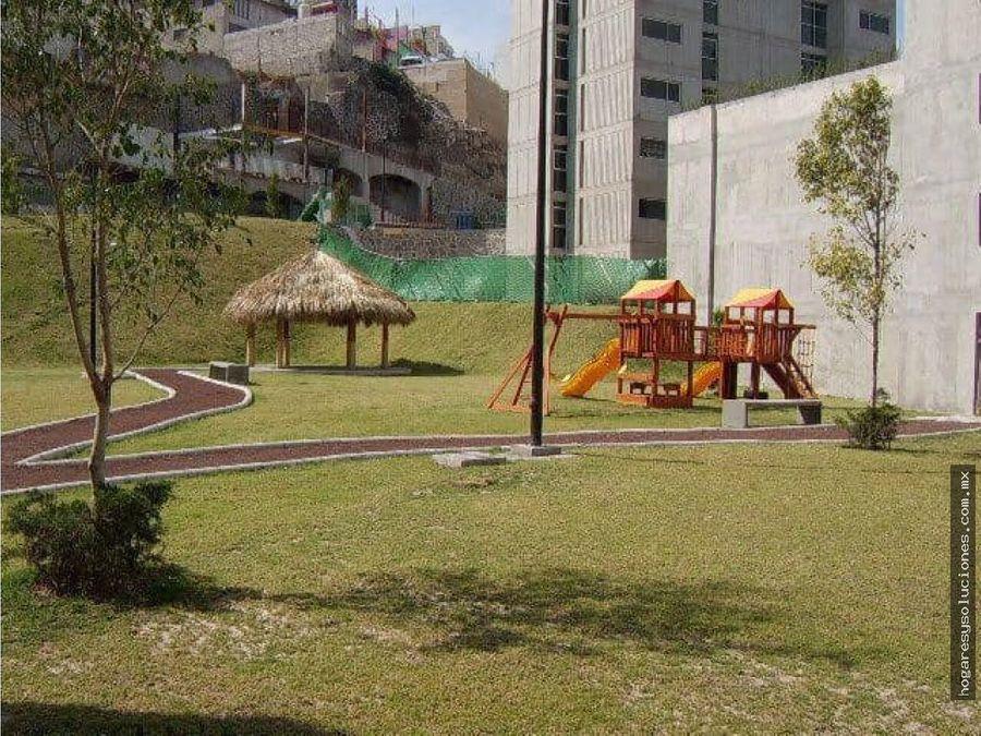 departamento en venta bosques de huixquilucan