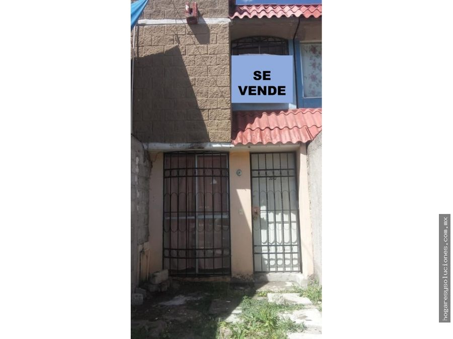 casa en venta santa teresa 2 huehuetoca