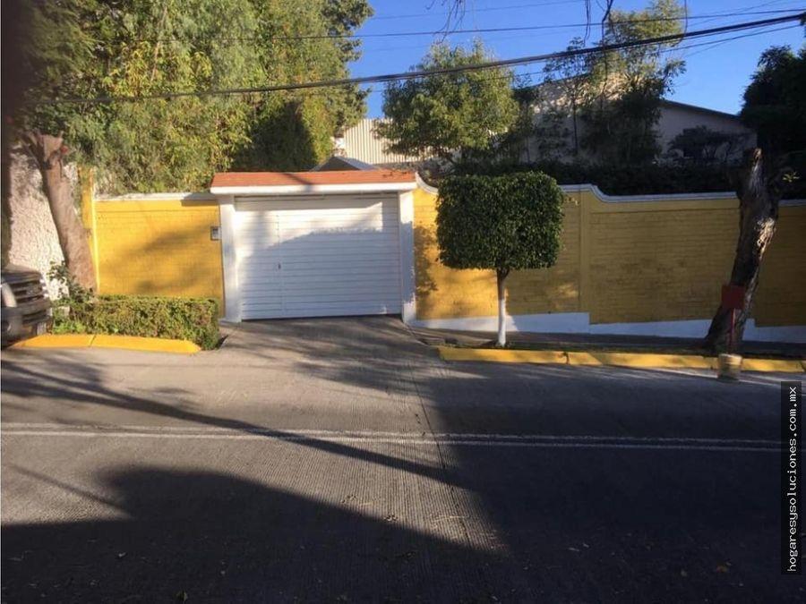 residencia en venta lomas de valle dorado tlalnepantla