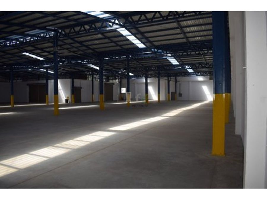 nave industrial pavas san jose