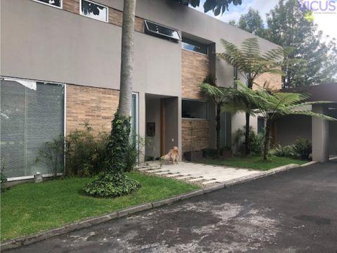 moderna casa en san simon venta