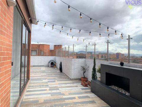 espectacular penthouse en venta salitre 196 mts mas terrazas