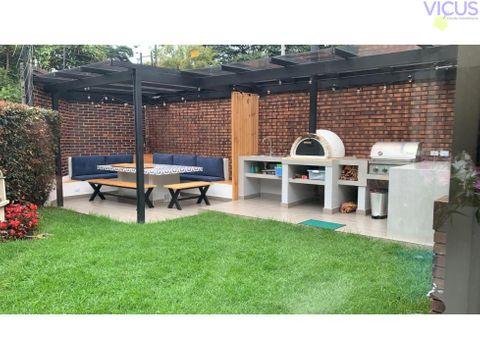 vendo casa terraza deck remodelada en multicentro