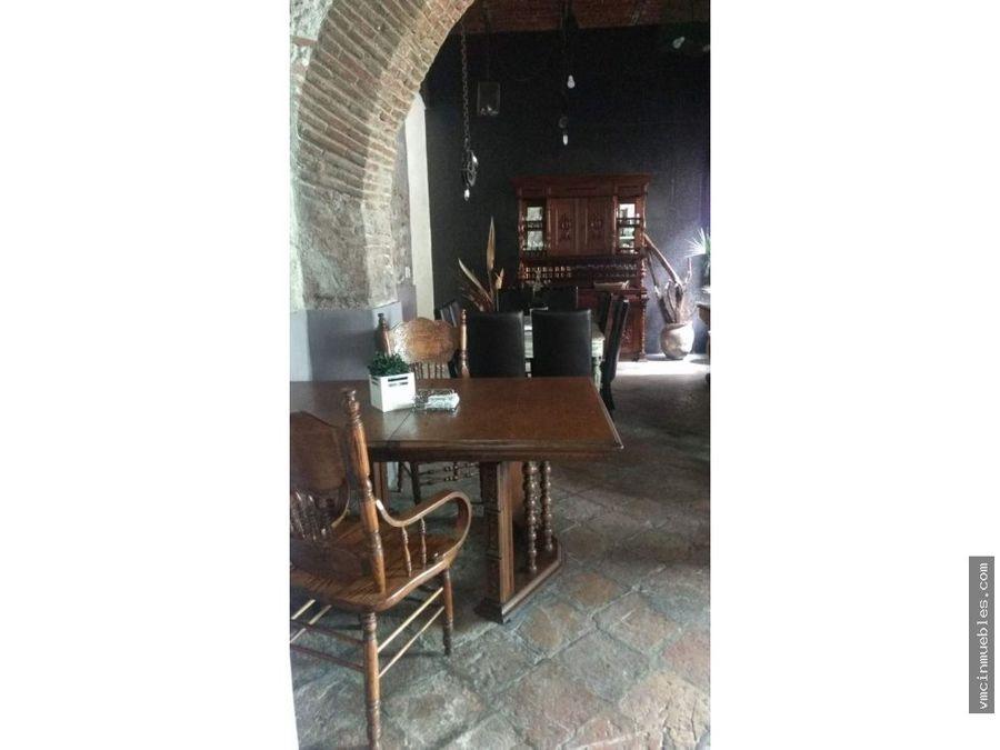 venta hostal boutique centro historico puebla