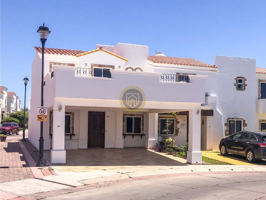 casa en renta en mediterraneo mazatlan